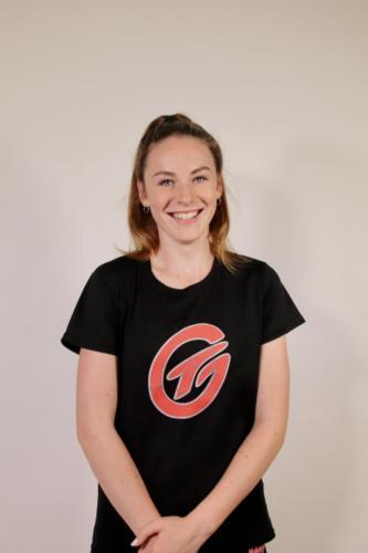 Tereza Pokorná - T-Group Young Coaches Program