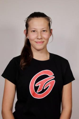Adéla Dvořáková - T-Group Young Coaches Program
