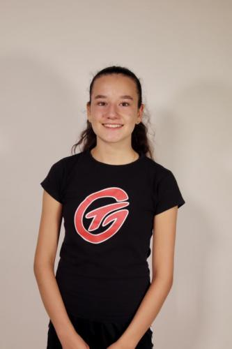 Julie Voborná - T-Group Young Coaches Program